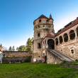 The Bethlen Castle, Cris, Romania — Stock Photo