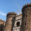 Castle Nuovo, Naples, Italy — Stock Photo