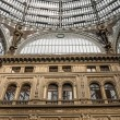 Umberto gallery in Naples — Foto Stock