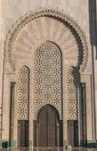 Mešitu hassan ii, casablanca, maroko — Stock fotografie