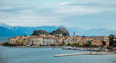 Corfu island — Stock Photo