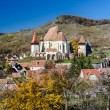 Biertan fortified church, Transylvania — Stock Photo