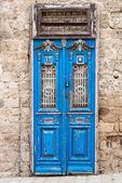 Tel Aviv Door — Stock Photo