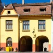 Sighisoara citadel, Romania — Stock Photo