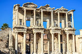 Efes Celsus Library, Turkey — Stock Photo