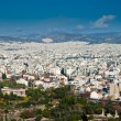 Athens panorama, Greece — Stock Photo