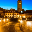 Council Tower, Sibiu, Transylvania — Stock Photo