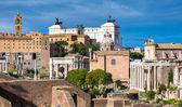 Roman Forum, Rome, Italy — Stock Photo