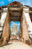 Wat Sri Sawat temple in Sukhothai, Thailand — Stock Photo