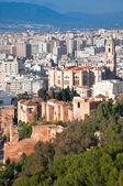 Malaga landmark — Stock fotografie