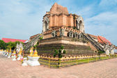Wat Chedi Luang, Thailand — Stock Photo