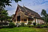 Wat Chiang Man temple in Chiang Mai, Thailand — Stock Photo