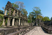 Preah Khan temple, Siem Reap, Cambodia — Stock Photo