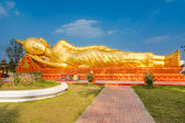 Reclining Buddha in Vientiane, Laos — Foto de Stock