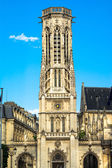 Church of Saint-Germain-l'Aux errois,Paris, France — Stock Photo