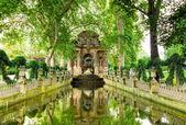 The Medici Fountain, Paris, France — Stock Photo
