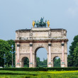 Arc de Triomphe du Carrousel — Stock Photo #49764925