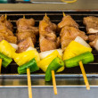 Thai food - skewer — Stock Photo #51614367
