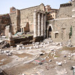Trajan Forum, Rome — Stock Photo