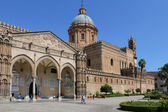 Cathedral in Palermo — Stockfoto