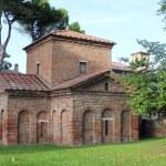 Mausoleum of Galla Placidia, Ravenna, Italy — Stock Photo #13274804