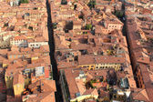Roof landscape of Bologna, Italy — Stock Photo