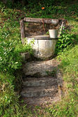 Old water well — Stock Photo