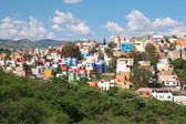 Beautiful panorama of Guanajuato in Mexico — Stock Photo