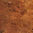 Rough ginger wall texture — Stock Photo