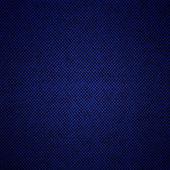 Blauw doek achtergrond — Stockfoto