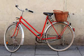 Vintage bicycle — Stockfoto