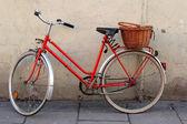 Vintage cykel — Stockfoto