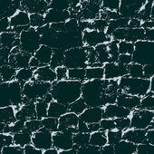Black stone wall texture — Vector de stock