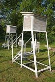 Estación meteorológica — Foto de Stock