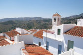 Frigiliana- beautiful white town in Andalusia, Costa del Sol, Spain — Stock Photo