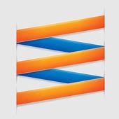 Infographic, website design elements — Stock Vector