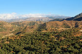 Wild landscape of Crete, Greece — Stock Photo
