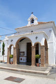 Chapel of Our Lady of the Anguished in Nerja, Spain — Stock Photo