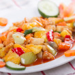 Постер, плакат: Sweet And Sour Chicken