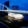 Stock Photo: Sailing bridge