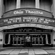 The Ohio Theatre — Stock Photo
