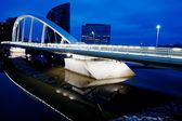 Sailing bridge — Stock fotografie