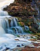 Jarní vodopády — Stock fotografie
