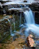 小瀑布 — 图库照片