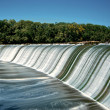 griggs dam in summer — Stock Photo