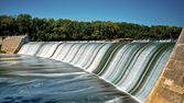 Griggs Dam in Summer — Stockfoto