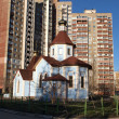 Stock Photo: Little orthodox church