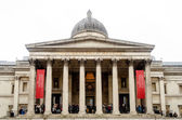 The National Gallery of London, UK — Stock Photo