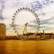 The London Eye Panoramic Wheel — Stock Photo