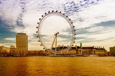 The London Eye Panoramic Wheel — Stock Photo